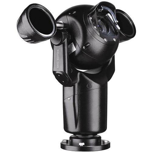 Bosch MIC 550 Outdoor Day/Night Infrared PTZ Camera (NTSC, Black)