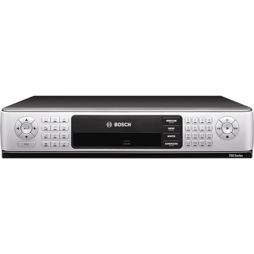 Bosch 750 Series Digital Hybrid HD Recorder (16 Channel, 4 TB, 1 Gigabit Ethernet)