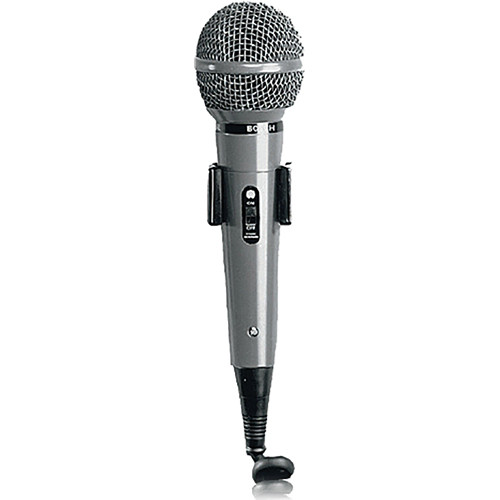 Bosch LBB 9099/10 Unidirectional Dynamic Handheld Microphone