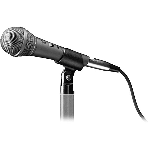 Bosch LBC 2900/20 Handheld Cardioid Dynamic Microphone with XLR Cable