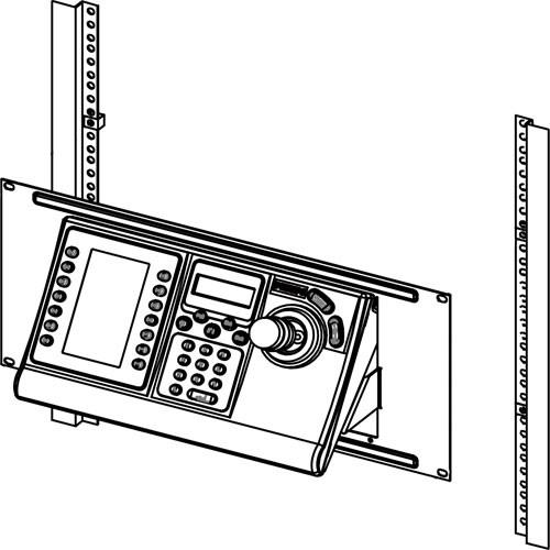 Bosch Rack Mount Kit for KBD-Universal, KBD-Digital, and KBD-MUX