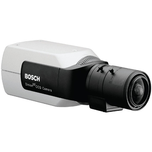 Bosch LTC 0485/28W DinionXF Color Camera w/2.8-10mm Varifocal Lens & Wall Mount Bracket