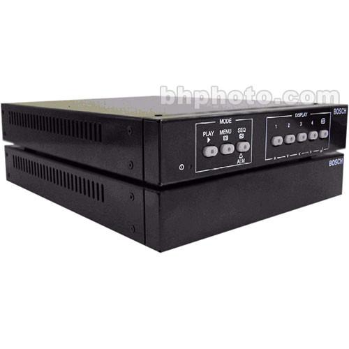 Bosch LTC 2382/90 Programmable Digital Video Quad Processor - NTSC/PAL