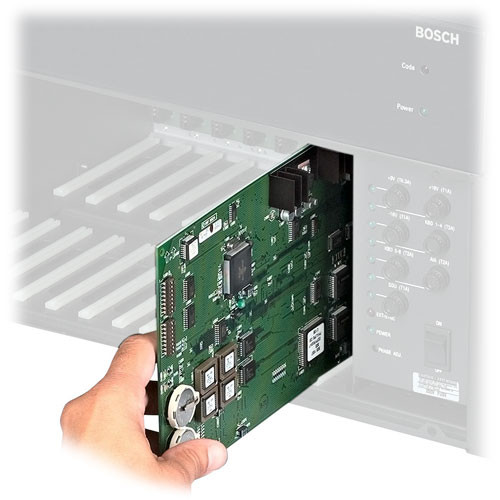 Bosch LTC851100 CPU Daughter Card For 8500 Video Switcher/Control System