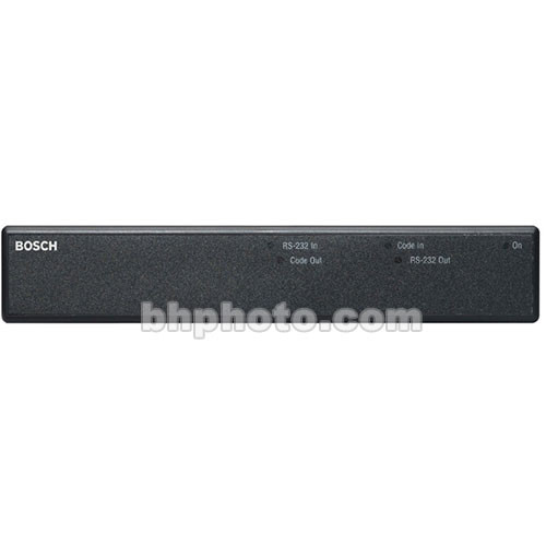 Bosch LTC8780/60 Biphase to RS-232 Data Converter