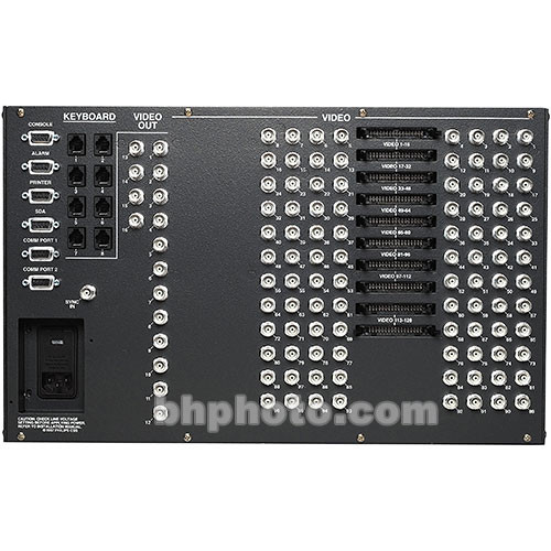 Bosch LTC8601/60 128x16 Switching Bay