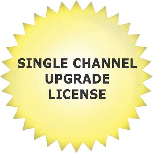 Bosch IVA 4.0 VCA Software License for Single Channel Encoder (E-license)