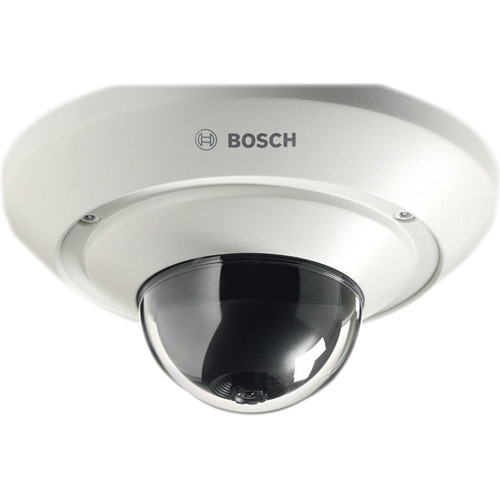 Bosch NDC-274-PT HD 1080p Vandal-Resistant Outdoor IP MicroDome Camera