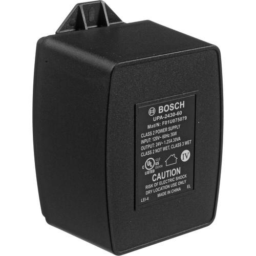 Bosch UPA-2430-60 24 VAC Power Supply (30 VA, 60Hz)