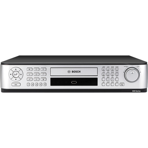 Bosch DVR-650-16A 16-Channel Real-Time DVR (Base Unit, No HDD)