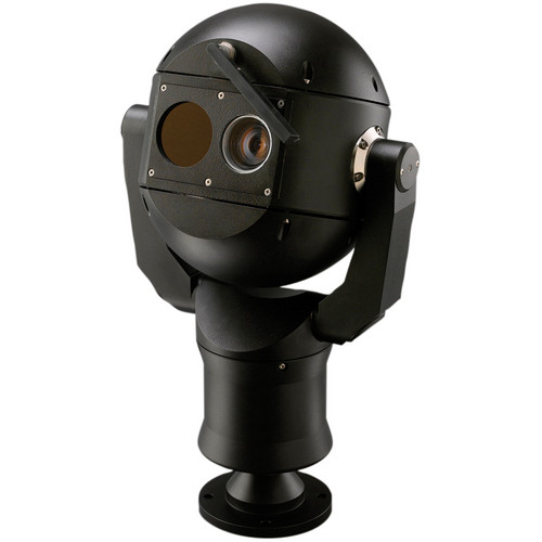 Bosch MIC-612TIALB36N Dual Thermal/Optical Camera (Black, 35mm, NTSC)