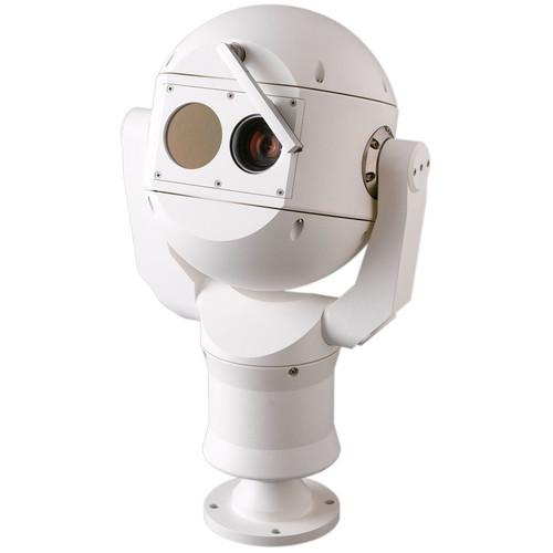Bosch MIC-612TFALW36N Dual Thermal/Optical Camera (White, 35mm, NTSC)