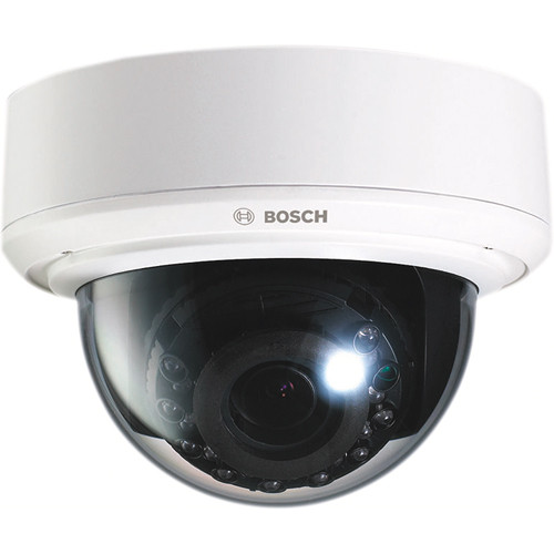 Bosch Flexidome AN 4000 960H 720TVL True Day/Night Dome Camera with 2.8 to 10.5mm Varifocal Lens and Heater