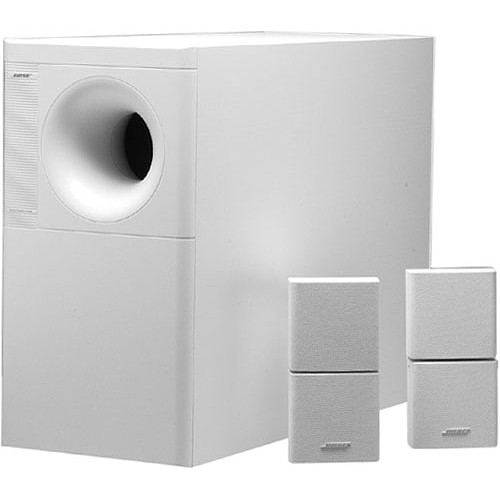 Bose Acoustimass 5 Series III Speaker System (White)