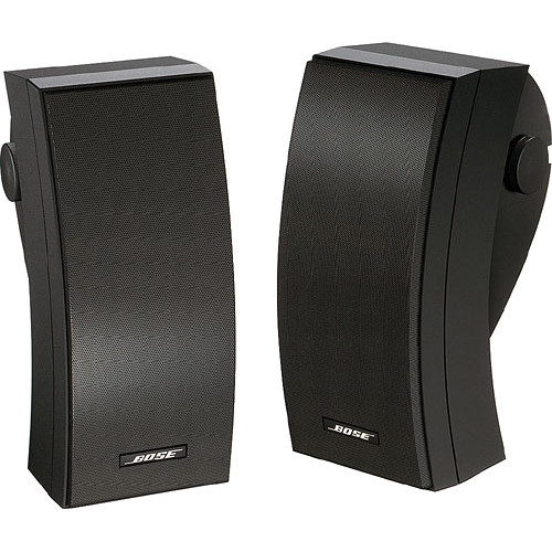 Bose 251 Outdoor Environmental Speakers (Black)