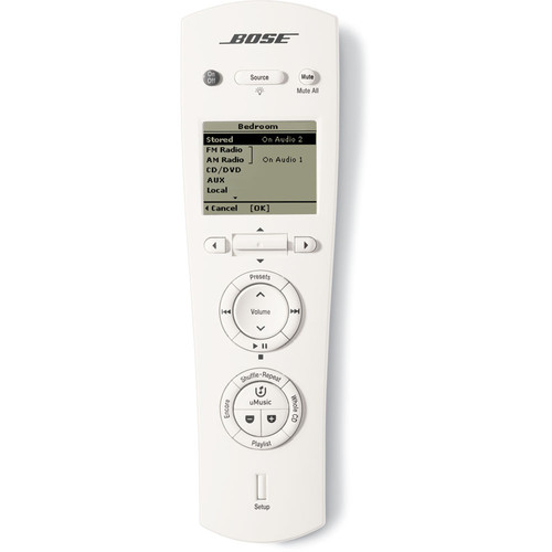 Bose Personal Music Center II Remote Control