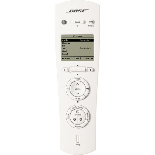 Bose Personal Music Center III (White)