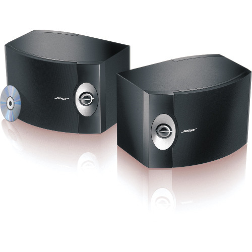 Bose 301 Series V Direct/Reflecting Speaker System (Black)