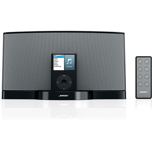 Bose SoundDock Series II Digital Music System (Black)