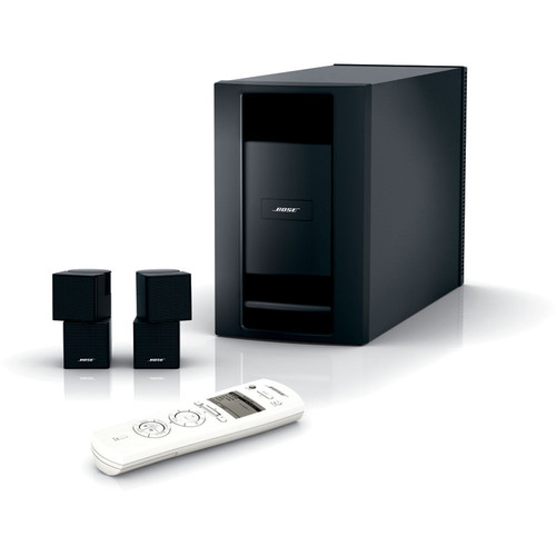 Bose Lifestyle Homewide Powered Speaker System (Black)