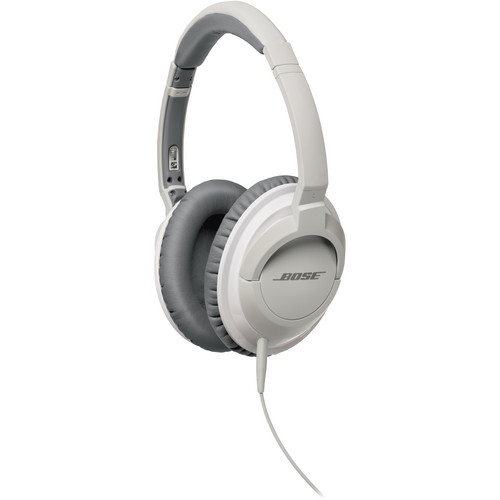 Bose AE2 Around-Ear Audio Headphones (White)