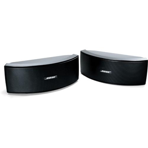 Bose 151 SE Outdoor Environmental Speakers (Black) 34103 B&H