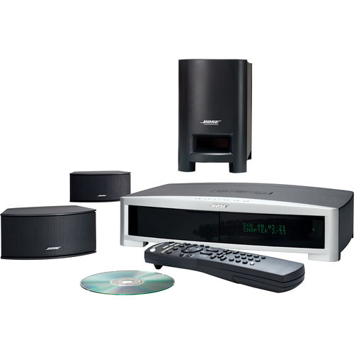 Bose 3-2-1 GS Series II Home Theater System - Graphite