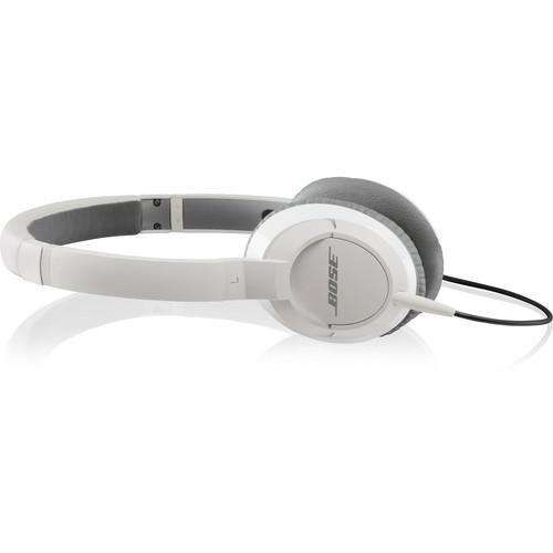 Bose OE2 On-Ear Audio Headphones (White)