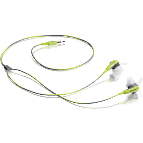 Bose SIE2 Sport Headphones (Green)