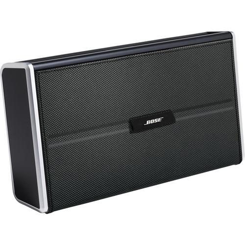 Bose SoundLink Bluetooth Mobile Speaker II (Black Finish & Dark Gray Nylon Cover)