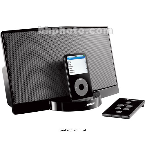 Bose SoundDock Digital Music System for iPod (Black)