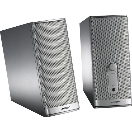 Bose Companion 2 Series II Multimedia Speaker System (Graphite)