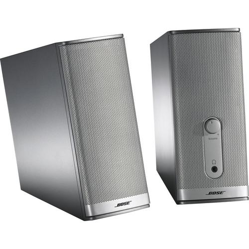 Bose Companion 2 Series II Multimedia Speaker System (Graphite)