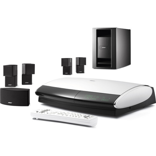Bose Lifestyle 48 Series IV DVD Home Entertainment System (Black)