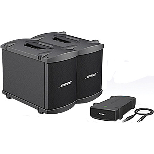 Bose A1 PackLite Extended Bass PA Package