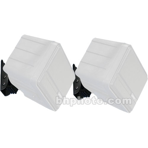 Bose SM1B Wall Mount Brackets for Bose Speakers Weather Resistant - Black