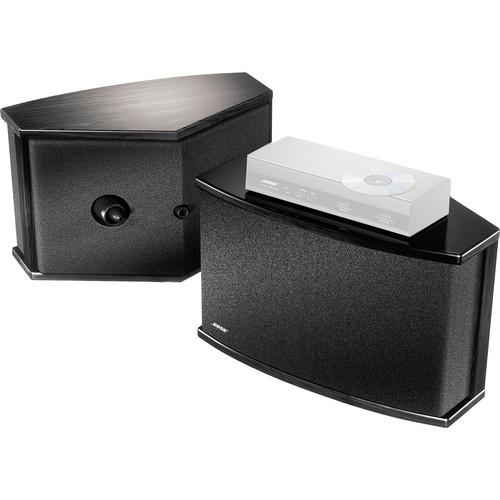 Bose 901 Series VI Direct/Reflecting Speakers (Black) & Active Equalizer Version 2 (110V) Kit