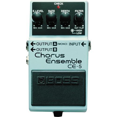 BOSS CE-5 Chorus Ensemble Stompbox Pedal