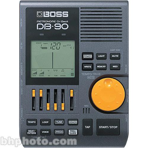 BOSS DB-90 - Professional Metronome