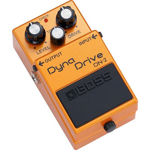 BOSS DN-2 Dyna Drive - Guitar Overdrive Pedal