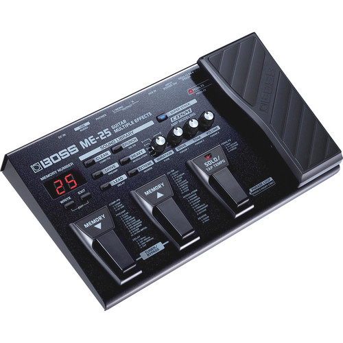 BOSS ME-25 - Guitar Multiple Effects