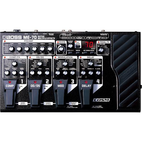 BOSS ME-70 Multi-Effects Guitar Pedal