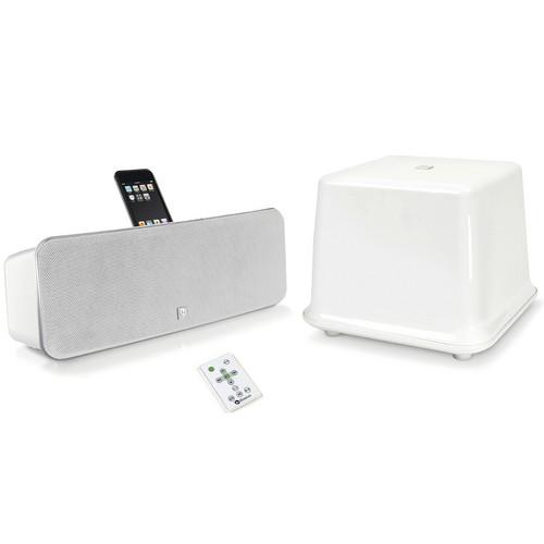 Boston Acoustics i-DS3 Plus iPod Speaker System (Gloss White)