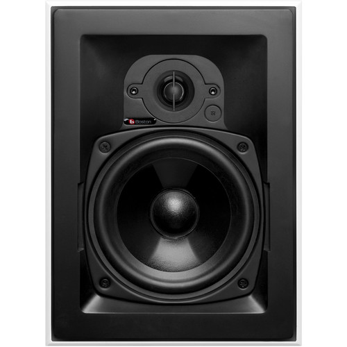 "Boston Acoustics HSi 255 5.25"" 2-Way LCR In-Wall Speaker"