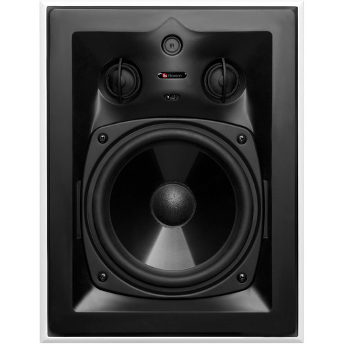 "Boston Acoustics HSi 475T2 6.5"" 2-Way In-Wall Stereo Speaker"
