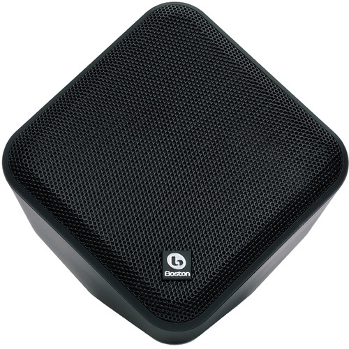 Boston Acoustics SWB SoundWare Indoor/Outdoor Speaker (Black)