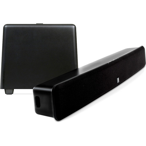 Boston Acoustics TVee Model 20 Stereo Soundbar w/ Wireless Subwoofer