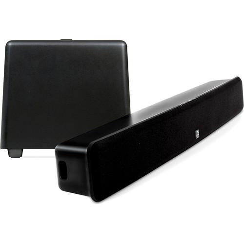 Boston Acoustics TVee Model 20 Stereo Soundbar w/ Wireless Subwoofer