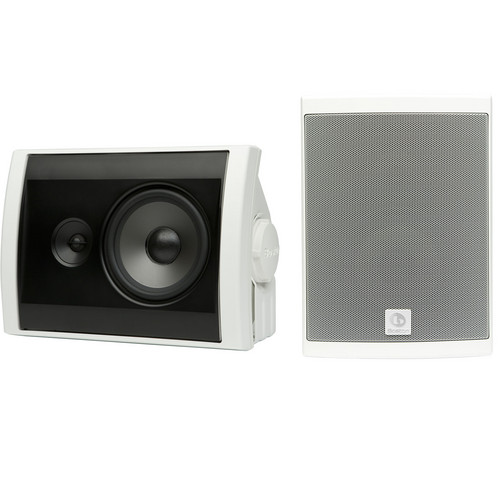 Boston Acoustics Voyager 50 2-Way Outdoor Speakers (Pair, White)