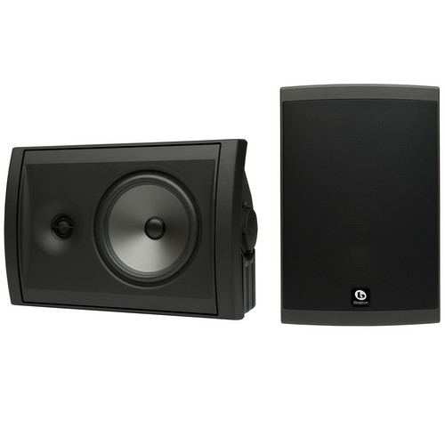 Boston Acoustics Voyager 70 2-Way Outdoor Speakers (Pair, Black)